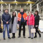 Сотрудники завода «Хамелеон» посетили производство «профайн РУС» в Воскресенске