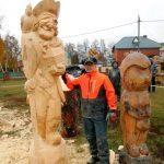 Представитель Husqvarna стал лауреатом Всероссийского фестиваля-конкурса резчиков по дереву