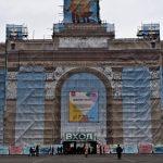 В 2017 году на ВДНХ восстановлено 7 исторических павильонов