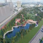 В пруду жилого комплекса «Зиларт» в Москве будет питьевая вода