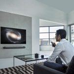 Компания LG представляет новые флагманские телевизоры с технологией ThinQ AI на выставке CES 2019