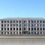 Замена лифтов в административном здании Департамента транспорта и развития дорожно-транспортной инфраструктуры города Москвы