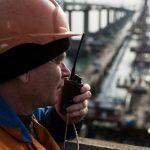 Строительство моста в Крым профинансировано уже более чем на 75%