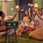 Расширенная линейка аудио устройств LG X-BOOM — в центре внимания на IFA 2018
