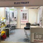 Компания ELECTROFF приняла участие в выставке «Электрические сети России» 2017