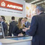 Компания Ariston представила энергоэффективные новинки на выставке в Милане