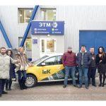 Первые победители Акции «Качество на 5»: «На машине IEK буду приезжать к клиентам»!
